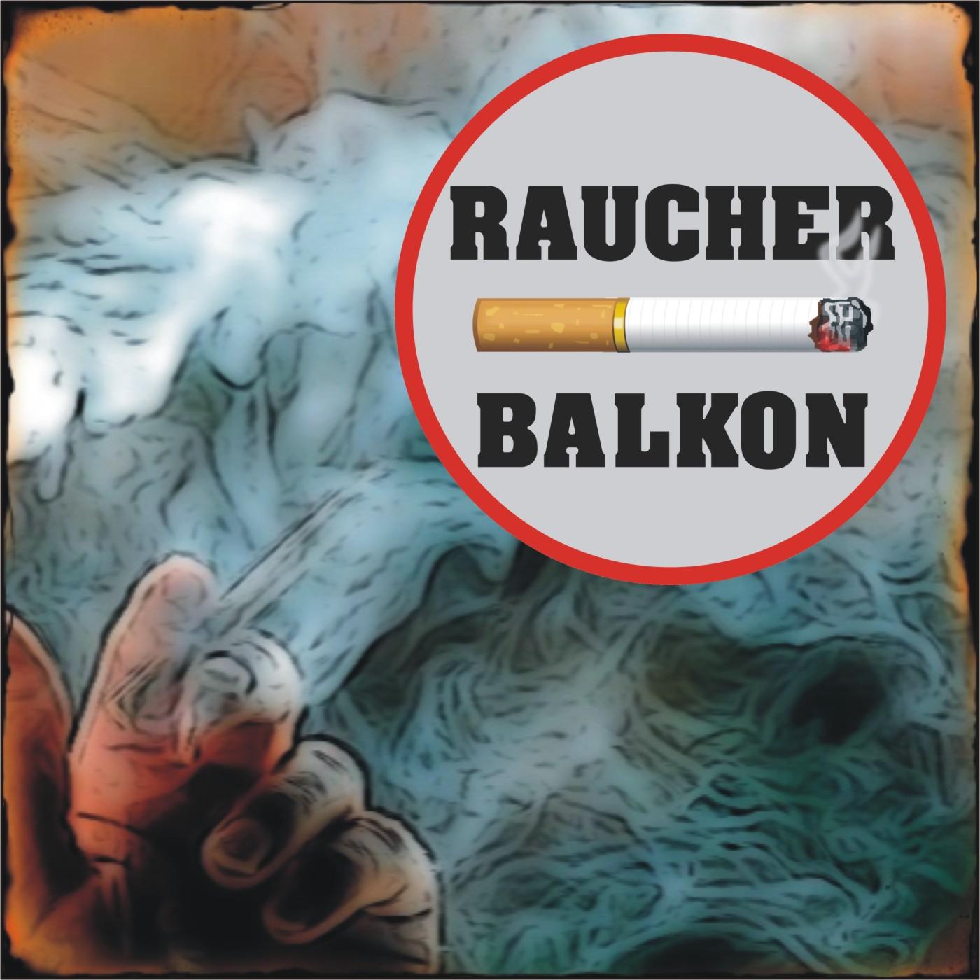 Der Raucherbalkon